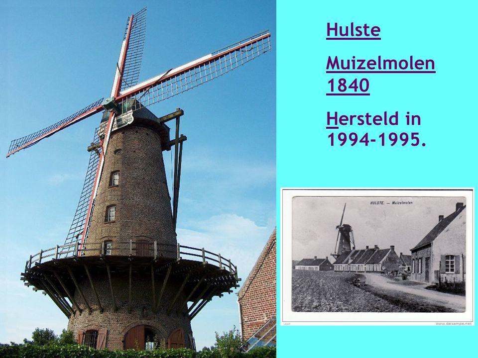 Hoeke (Damme) Hoekemolen 1839