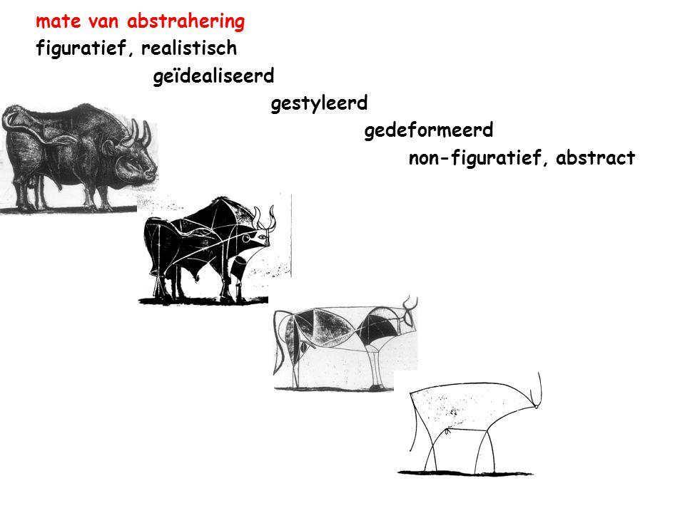 Kandinsky: ontwikkeling Boogschutters; 1909 Studie voor improvisatie 2; treurmars; 1909 Improvisatie III, concert; 1911 Geel klinkt als een schelle trompet en zwart is stilte, een pauze tussen twee noten