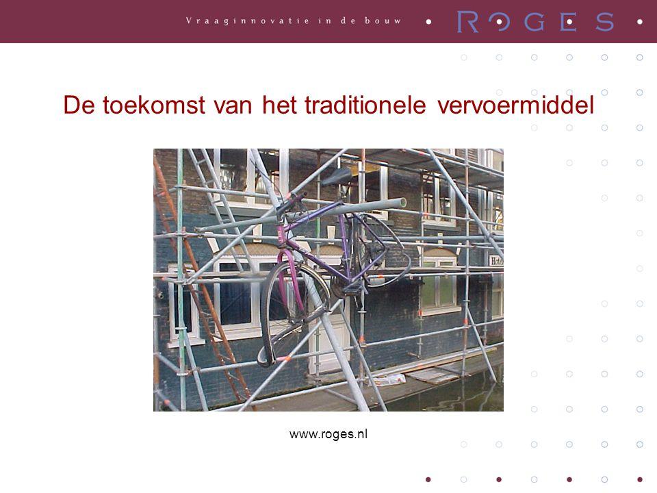 De toekomst van het traditionele vervoermiddel www.roges.nl
