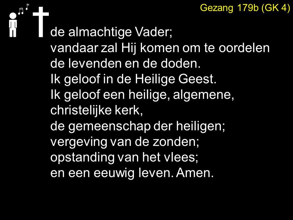 Zingen:Psalm 40: 1, 7 Avondmaal: Formulier V Zingen:Gezang 179b (GK 4) Gebed Viering:Gezang 174: 1, 2, 3 (NG 90) Gezang 76: 1, 2 Dankzegging Gebed Collecte Zingen:Psalm 48: 3, 4 Zegen