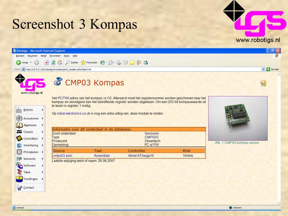 Screenshot 3 Kompas