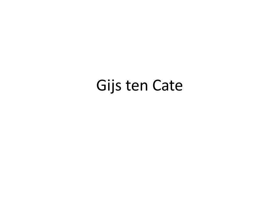 Gijs ten Cate