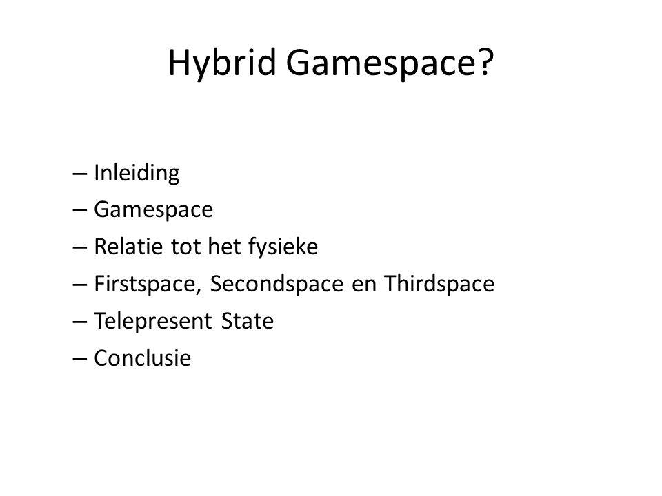 Hybrid Gamespace.