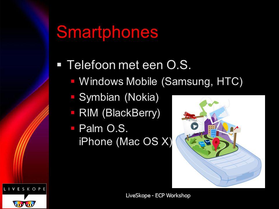 LiveSkope - ECP Workshop Video call  AT&T Picturephones eerste 'video telefoon'.