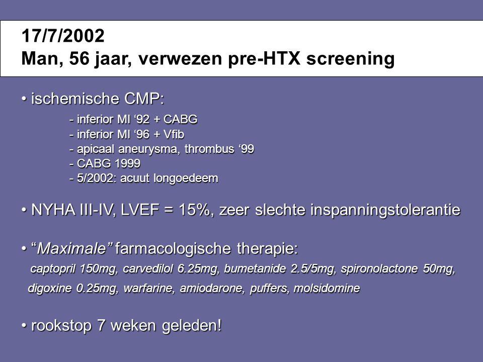 29 September 2007 Huisartsensymposium Zorgpad hartfalen: wie doet wat? Viviane MA Conraads Dienst Cardiologie UZ Antwerpen