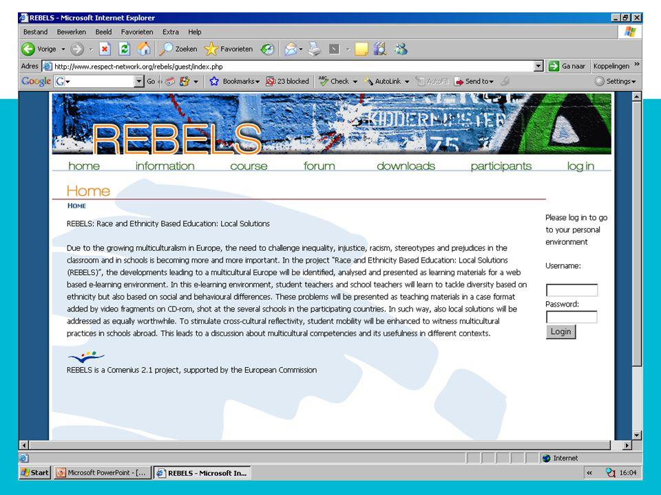 VELON-congres 2008 Kennis maken.