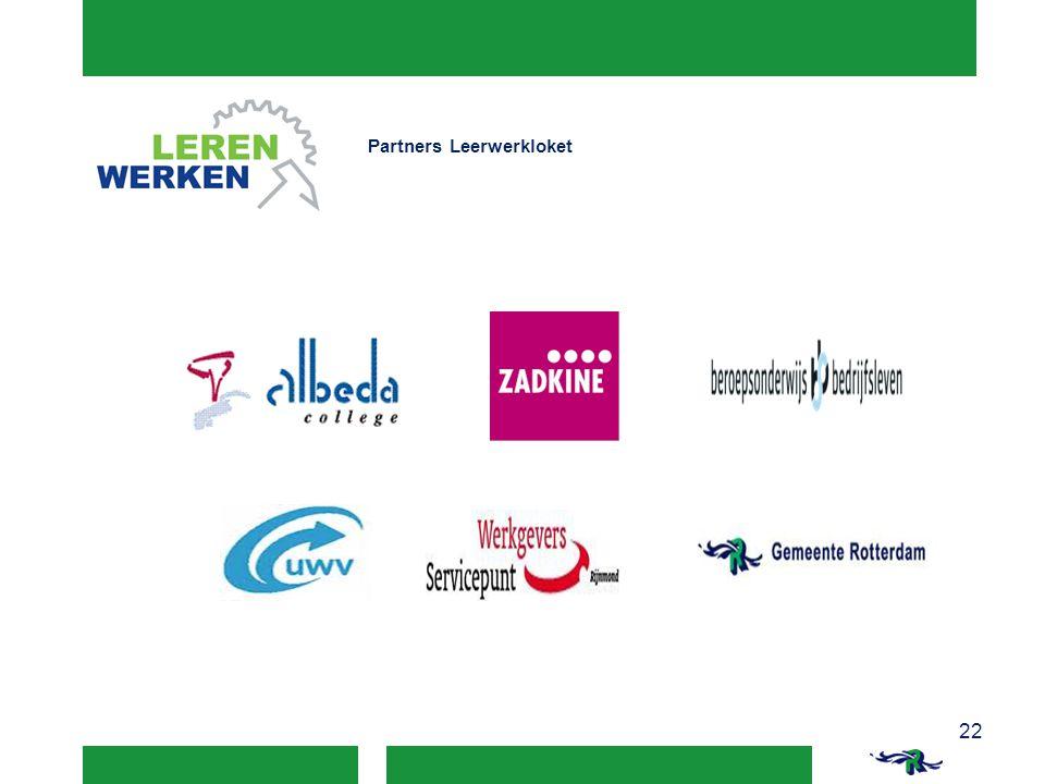 Partners Leerwerkloket 22