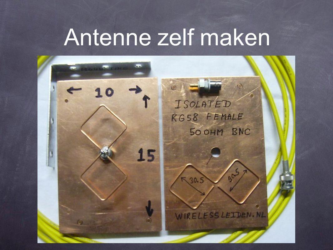 Antenne zelf maken