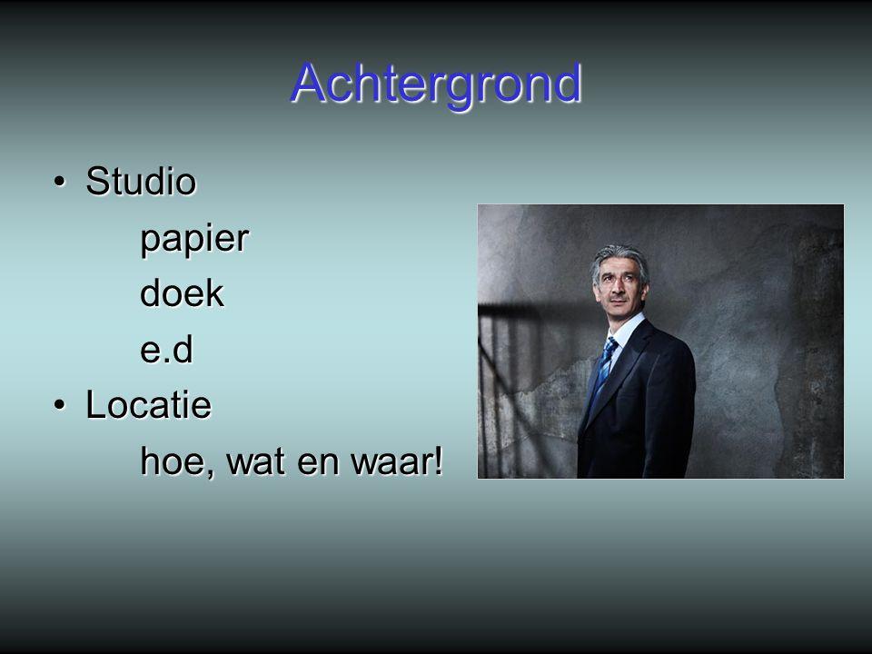 Achtergrond StudioStudiopapierdoeke.d LocatieLocatie hoe, wat en waar! hoe, wat en waar!