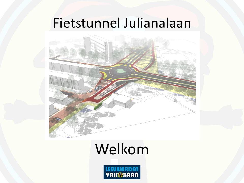 Fietstunnel Julianalaan Welkom