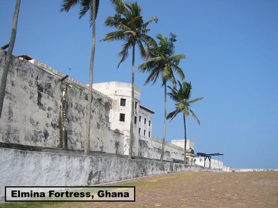 Elmina Fortress, Ghana