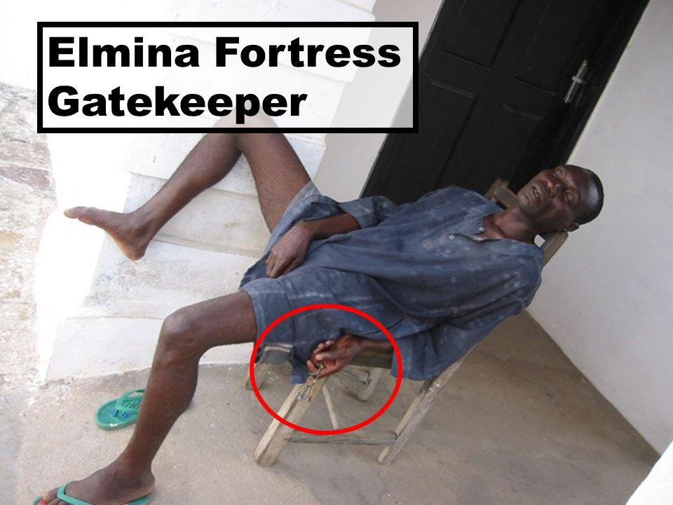 Elmina Fortress Gatekeeper