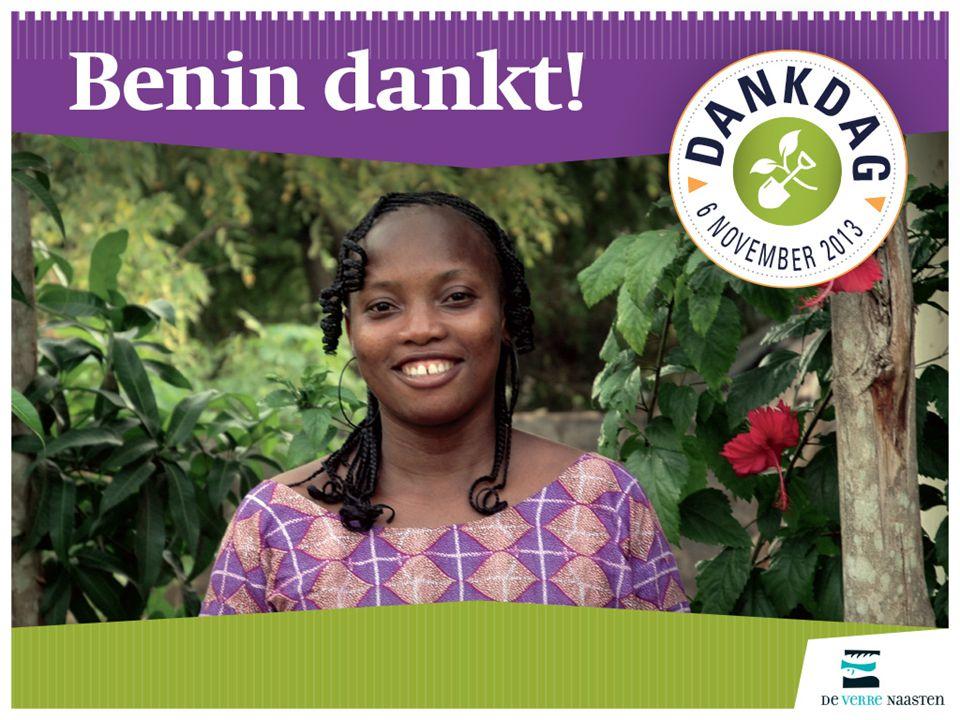 Dankt u mee voor de kerk in Benin.