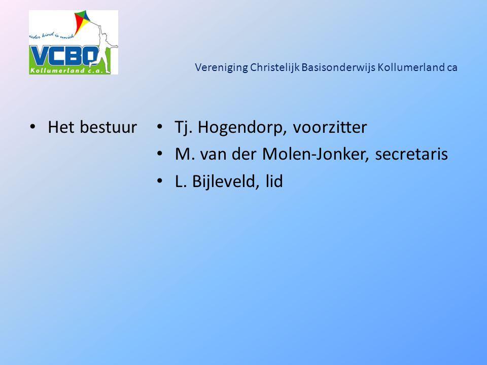 Vereniging Christelijk Basisonderwijs Kollumerland ca Het bestuur Tj.