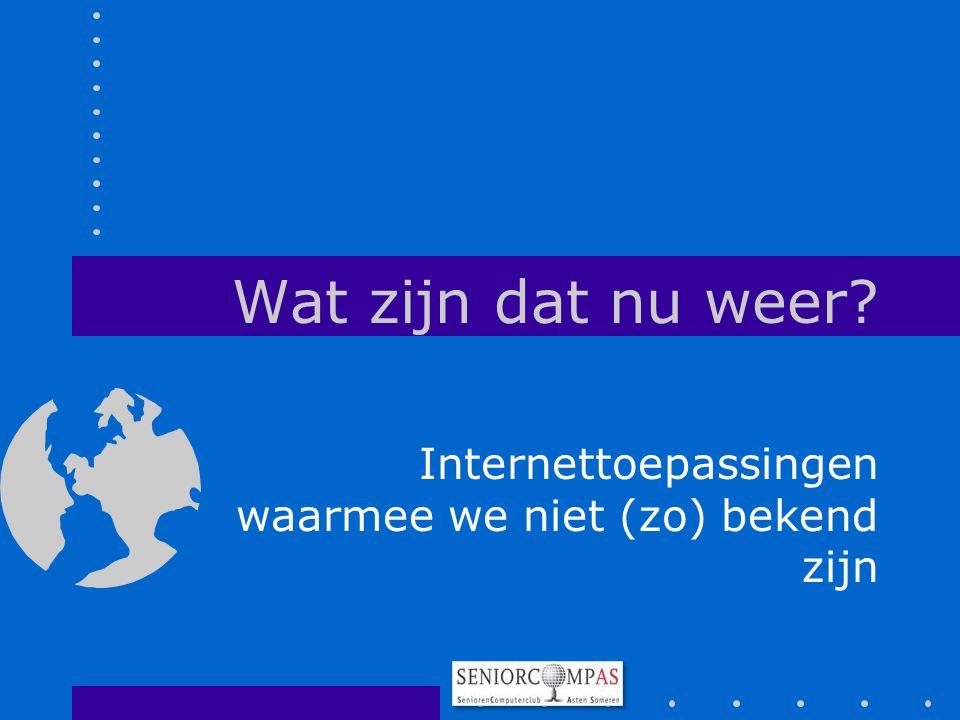 Voorbeelden: Bekende Nederlanders Maxime Verhagen Peer Custers22