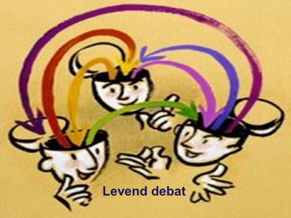 Levend debat