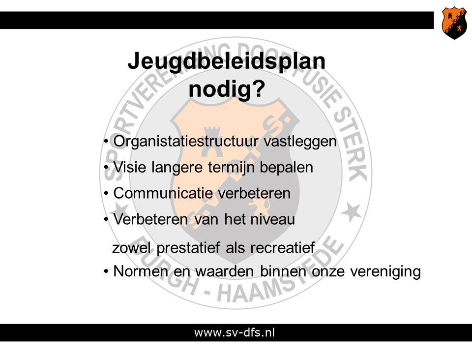 Communicatie Informatie-uitwisseling met ouders Website/mail/telefoon Wedstrijdkaartje Eigen initiatief Leiders zijn aanspreekpunt