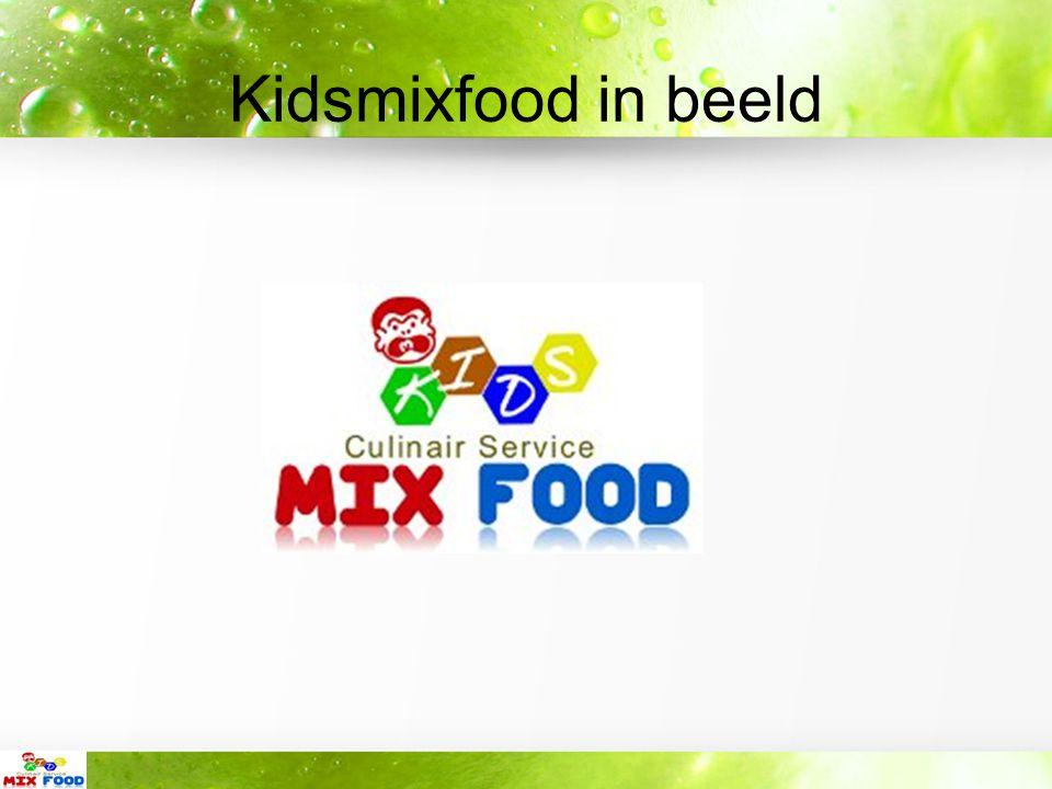 Kidsmixfood in beeld