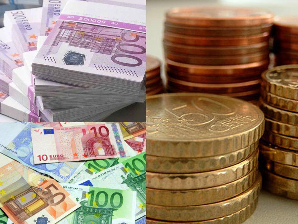 ……geld Ieder groepje schrijft een artikel voor de schoolkrant over geld.