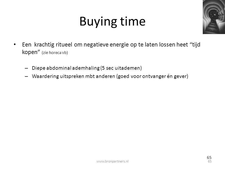 """Buying time Een krachtig ritueel om negatieve energie op te laten lossen heet """"tijd kopen"""" (zie horeca vb) – Diepe abdominal ademhaling (5 sec uitadem"""