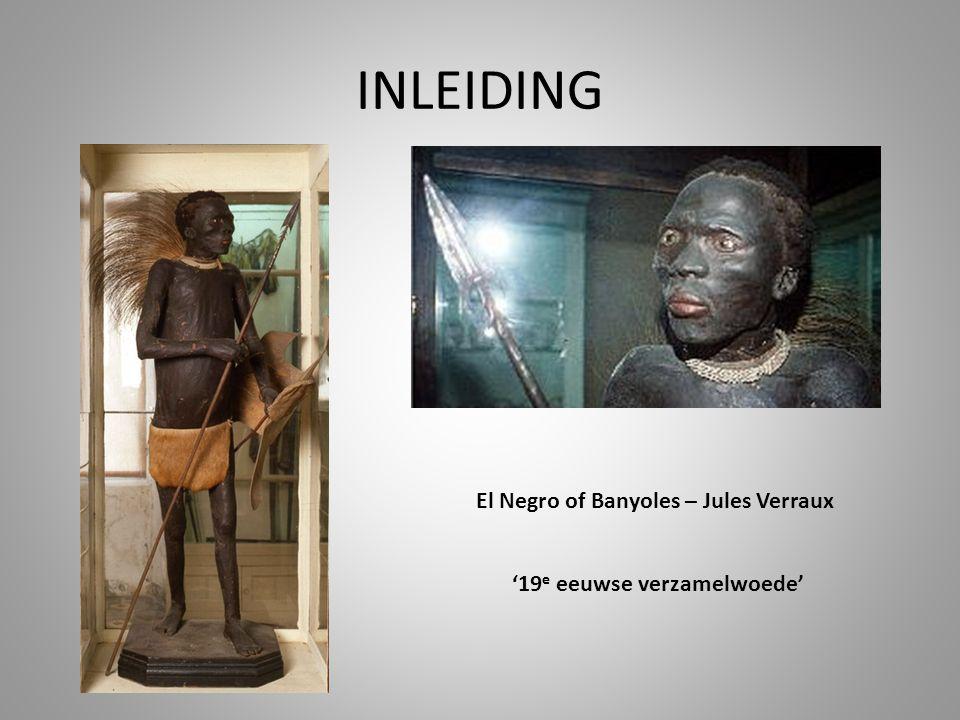 El Negro of Banyoles – Jules Verraux '19 e eeuwse verzamelwoede'