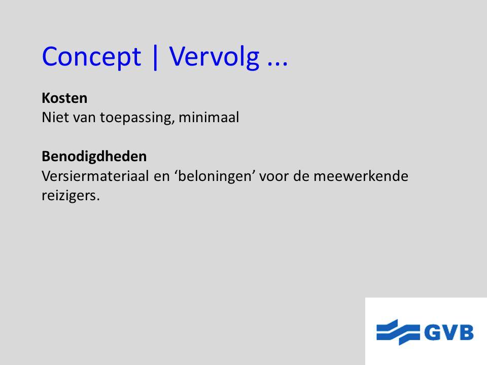 Concept | Vervolg...