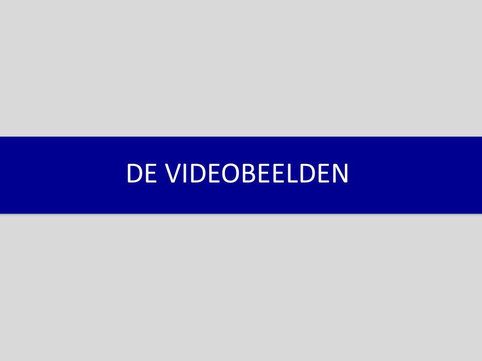 DE VIDEOBEELDEN