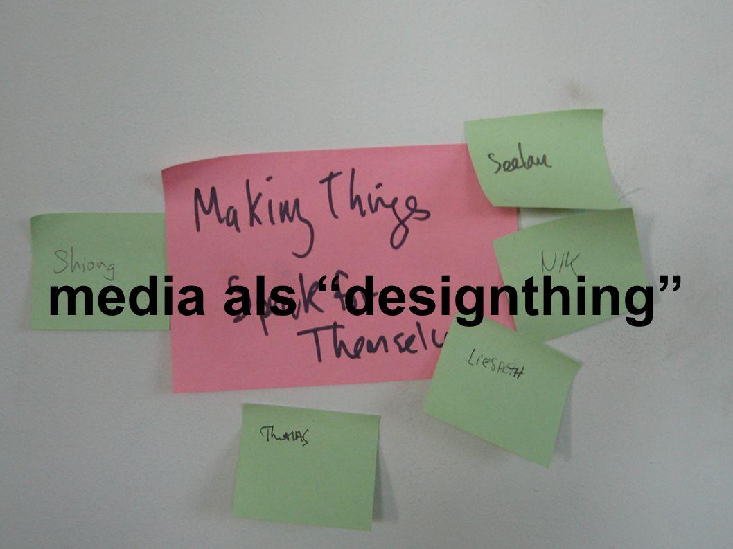 media als designthing