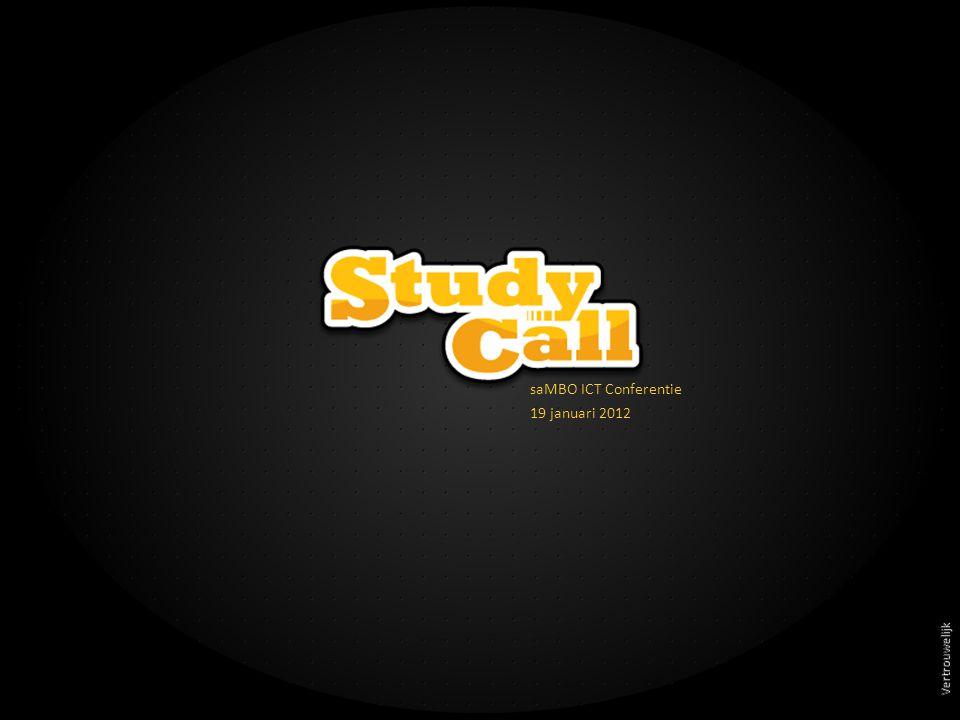 Waarom StudyCall.