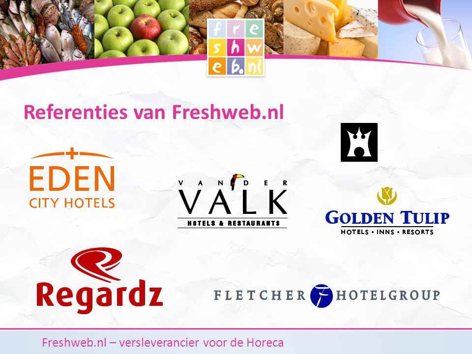 Freshweb.nl – versleverancier voor de Horeca Nu ook in Middelburg: Freshweb.nl Kleverskerkseweg 12 4338 PM Middelburg Telefoon: 0118 – 65 65 50
