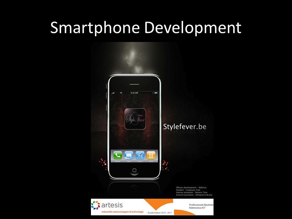 Smartphone Development