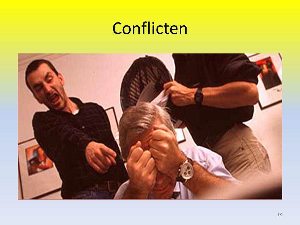 Conflicten 13