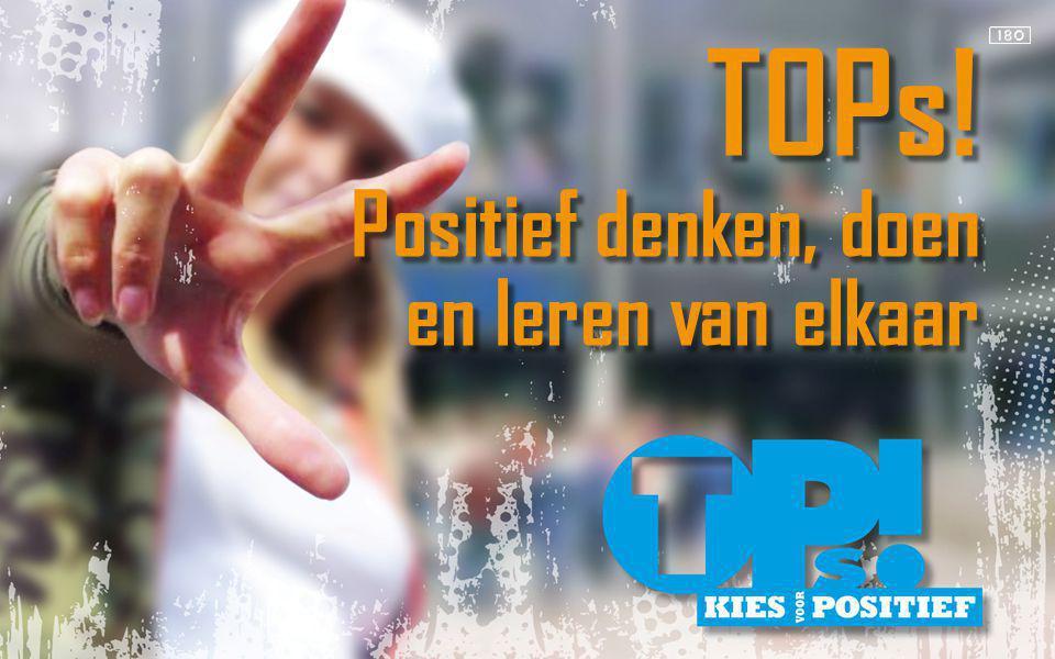 TOPs! is een product van