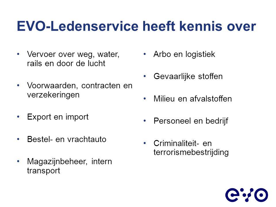 www.evo.nl Vragen? Bel ons op 079 - 346 7 346 Of stuur een mail naar info@evo.nl