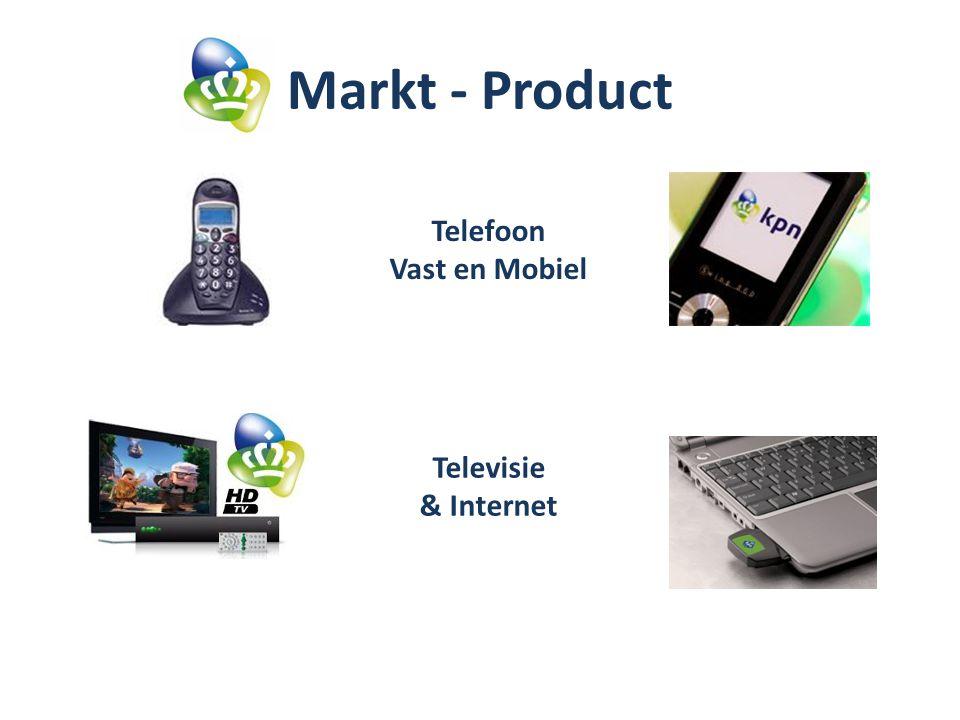 Markt - Product Telefoon Vast en Mobiel Televisie & Internet