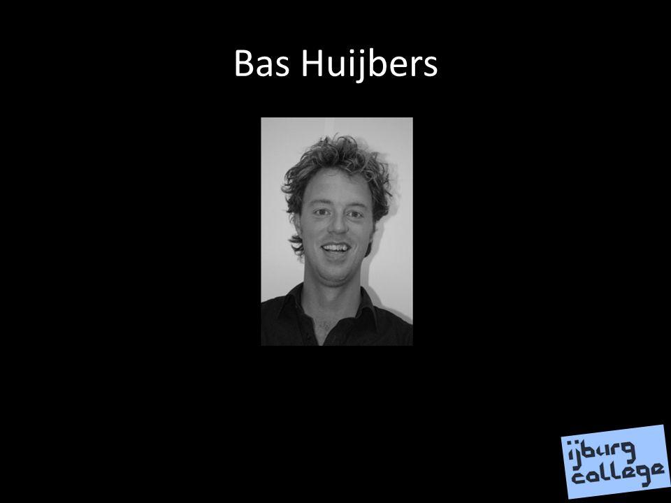Bas Huijbers