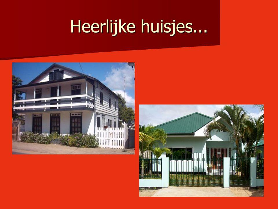 Heerlijke huisjes...