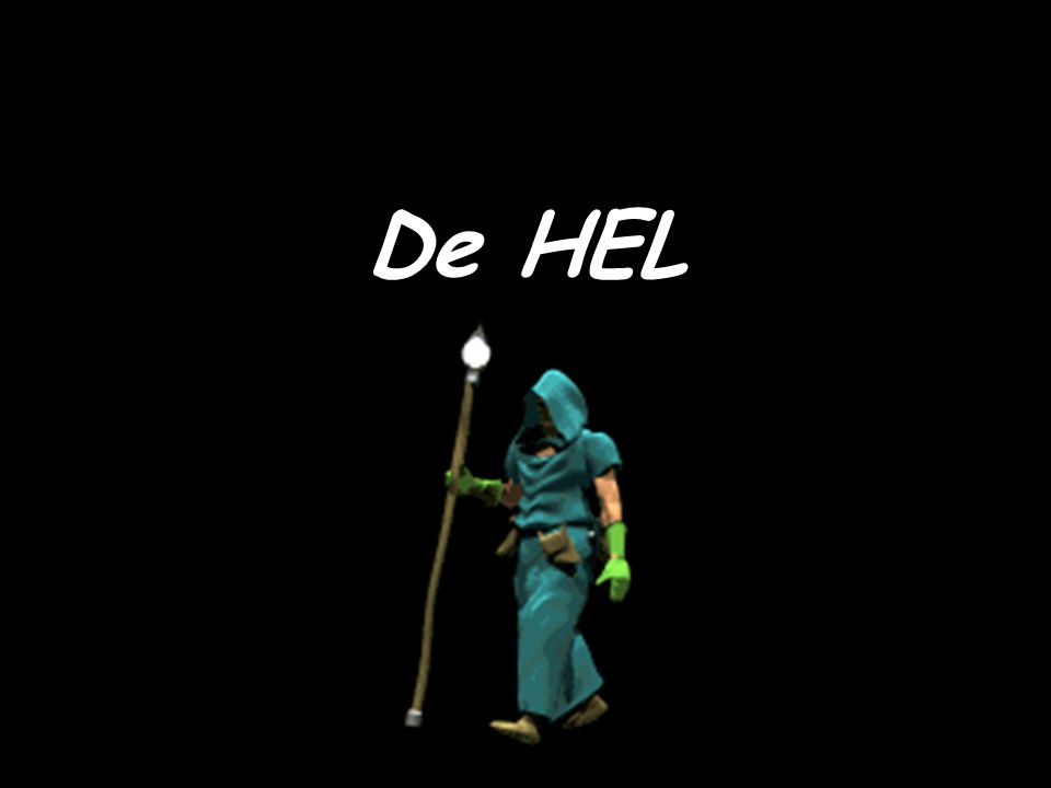 Blair, Bush en Balkenende sterven alle drie en komen elkaar tegen in de hel.