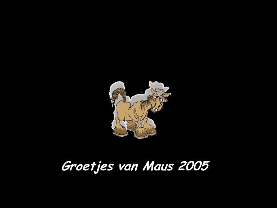 Groetjes van Maus 2005