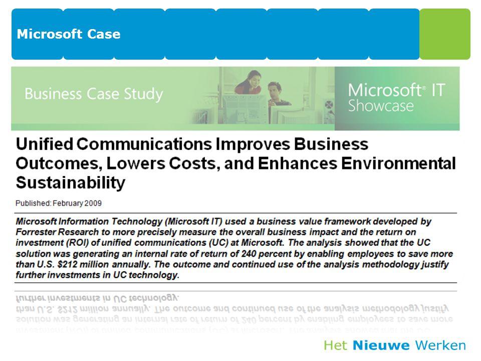 Microsoft Case 11