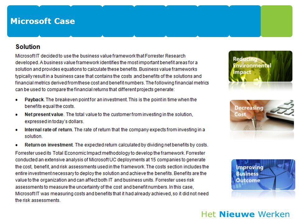 Microsoft Case 12