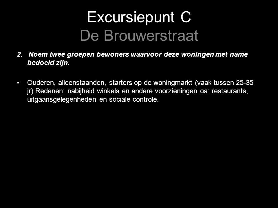 Excursiepunt C De Brouwerstraat 2.