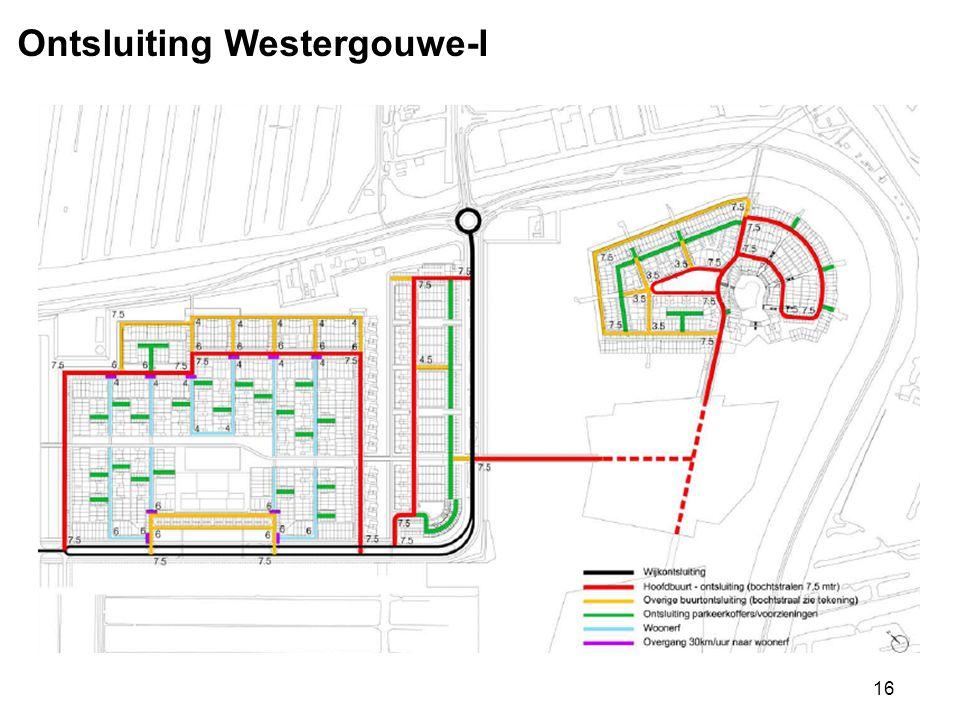 16 Ontsluiting Westergouwe-I