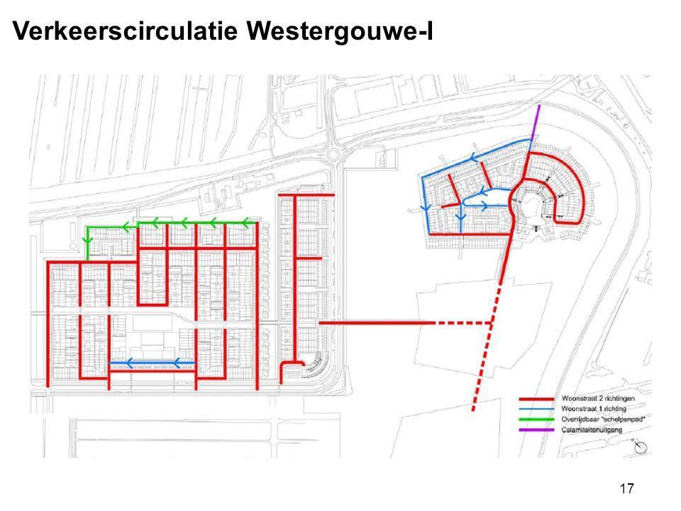 17 Verkeerscirculatie Westergouwe-I