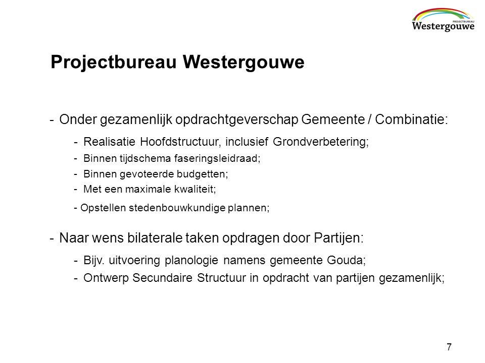 18 Hoofdgroenstructuur Westergouwe-I