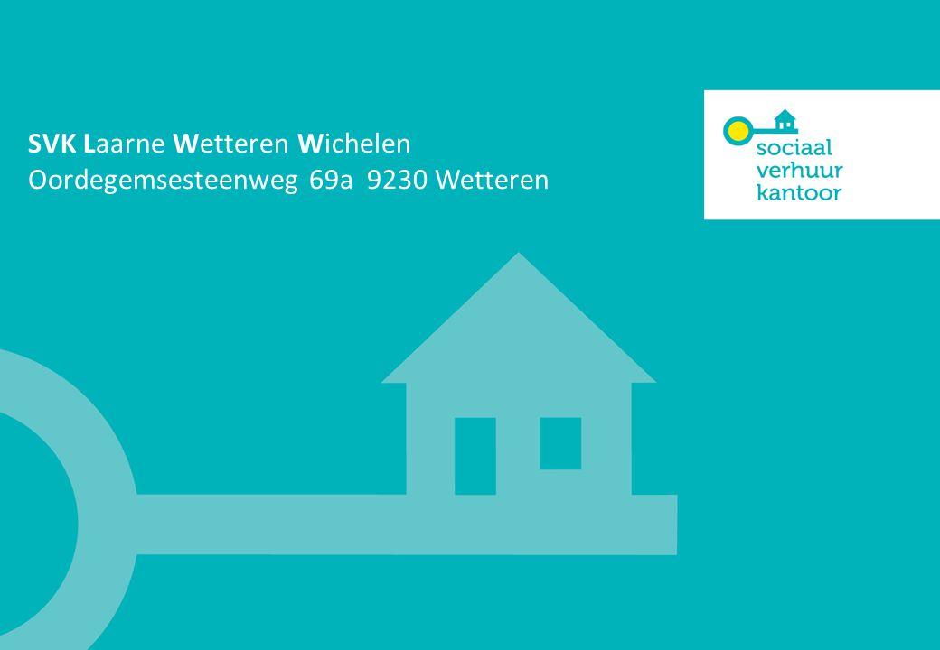 SVK Laarne Wetteren Wichelen Oordegemsesteenweg 69a 9230 Wetteren
