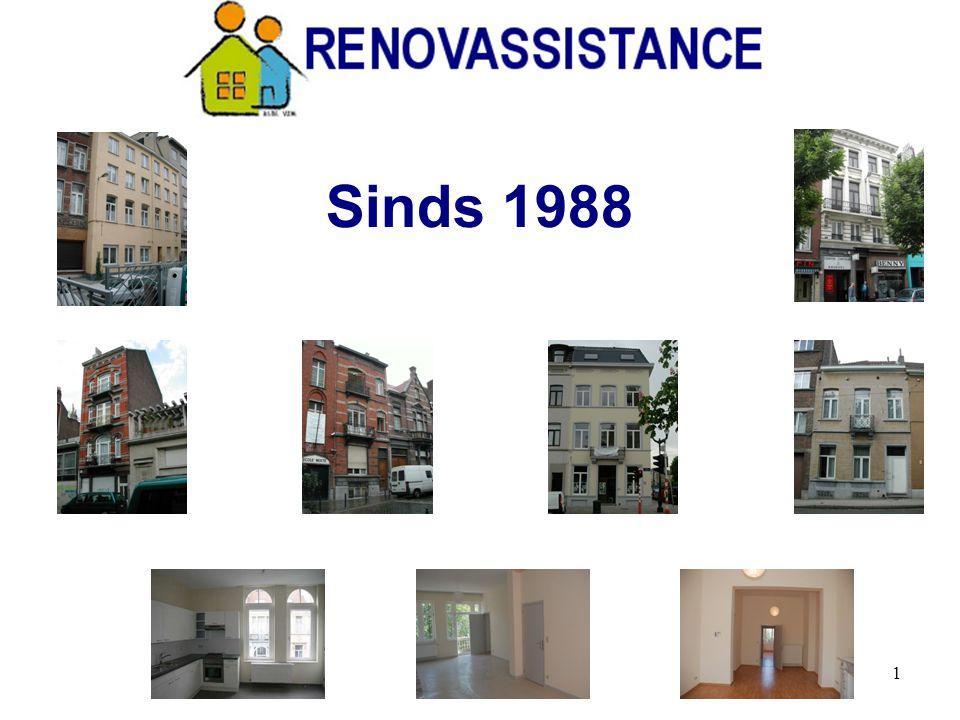 2 Evolutie van 2000 tot 2010 Huurprijzen : 50% Gezondheidsindex : 15 % Informatie : www.logementdurable.eu - Crise du logement à Bruxelles : État des lieux et perspectives ( sept 2011)