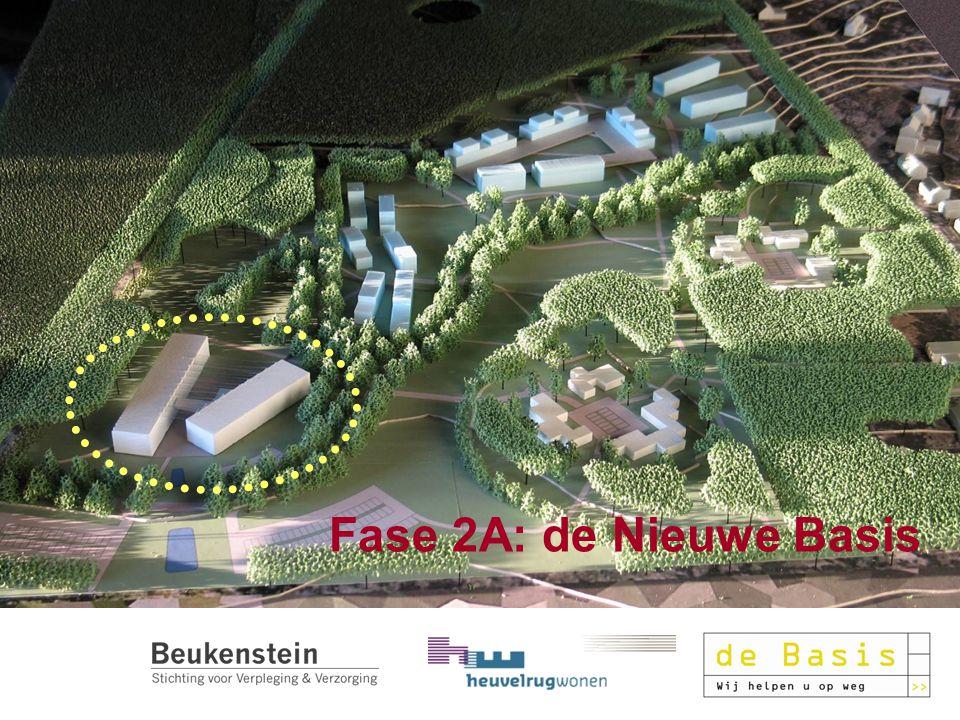 20 december 2010 Fase 2A: stand van zaken Definitief ontwerp afgerond Inclusief landschapsontwerp Ontwerp is goedgekeurd door Welstand Binnenkort indienen aanvraag WABO