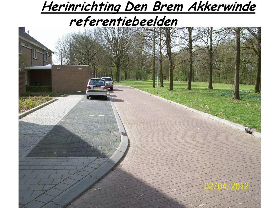 Herinrichting Den Brem Akkerwinde referentiebeelden