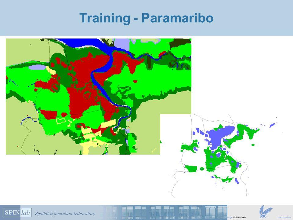 Training - Paramaribo